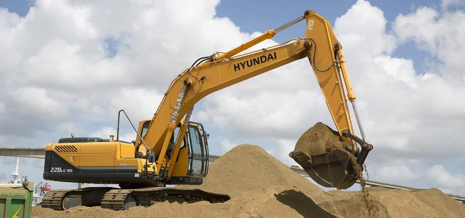 360 Degree Excavator Training