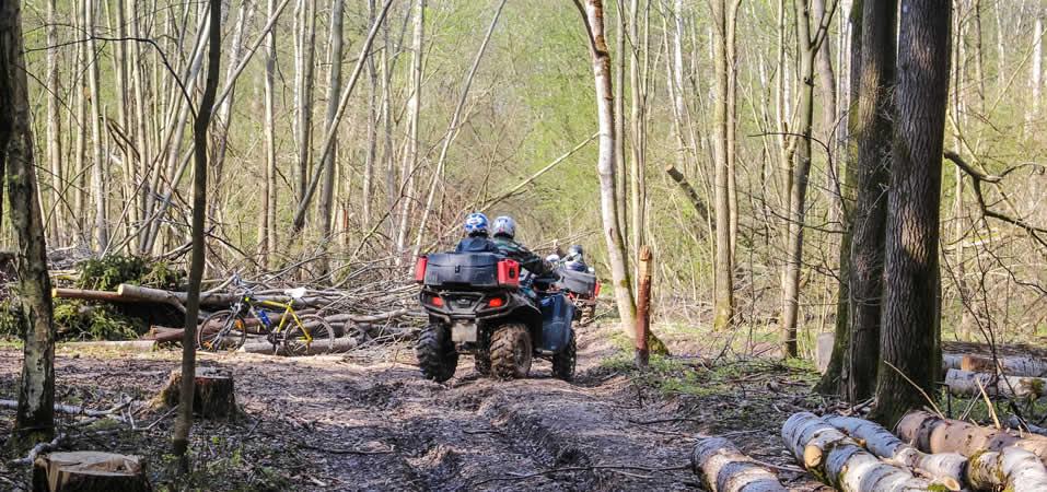 Lantra All Terrain Vehicle – Sit-In Skid Steer (Tracked)