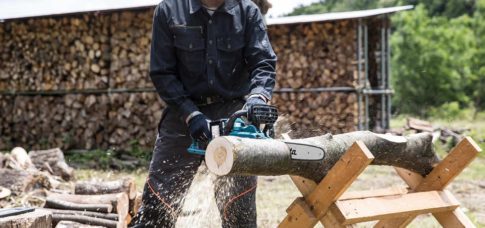 Lantra Chainsaw Maintenance, Cross-cutting and Basic Felling up to 200mm