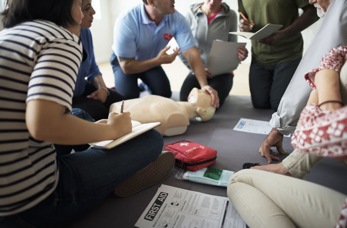 First Aid Courses in Ireland