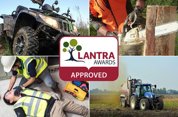 Lantra Awards Training