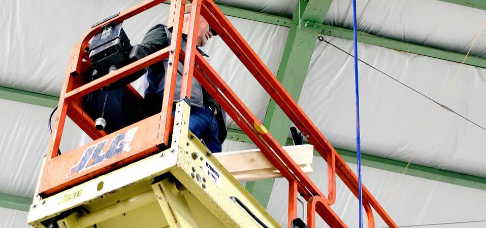 Mobile Elevated Work Platforms - MEWP