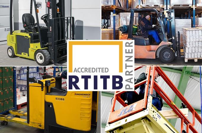 RTITB Forklift & MEWP Courses Ireland
