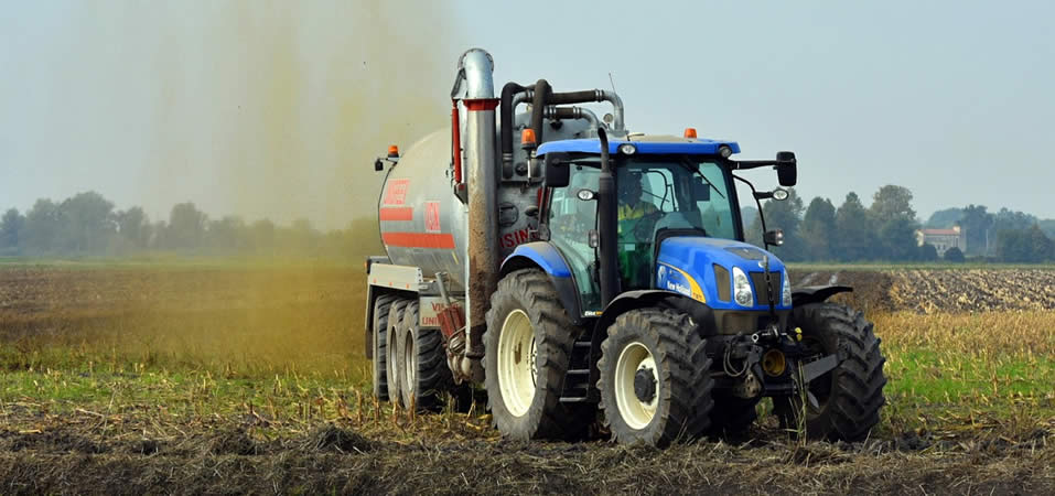 Lantra Tractor Driving
